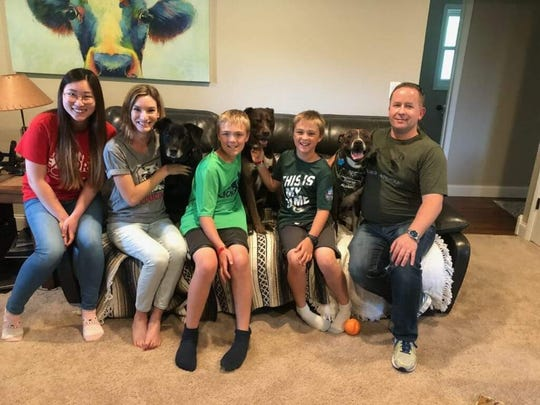 'We made a lasting impact in their lives': Germantown couple fosters kids to help with the area's increased need