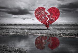 heart broken storms in life