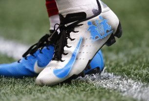 Calvin Ridley shares personal story of foster care for 'My Cause, My Cleats'