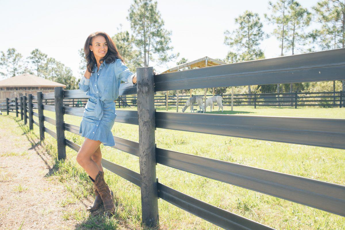 How This Philanthropist Started An Equestrian Therapy Program For At-Risk Youth