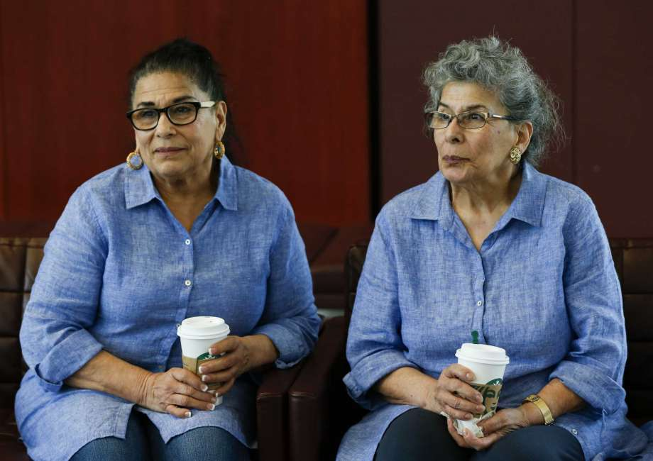 Twins separated in foster care reunite after 60 years