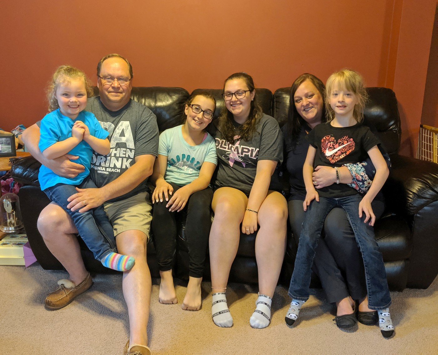 Meet the St. Lawrence County family who's taken in over 100 foster children