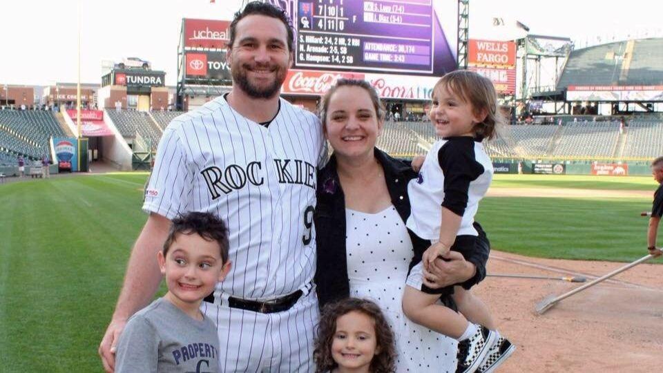 Tori Murphy, wife of Rockies infielder Daniel Murphy, provides prom dresses for foster kids