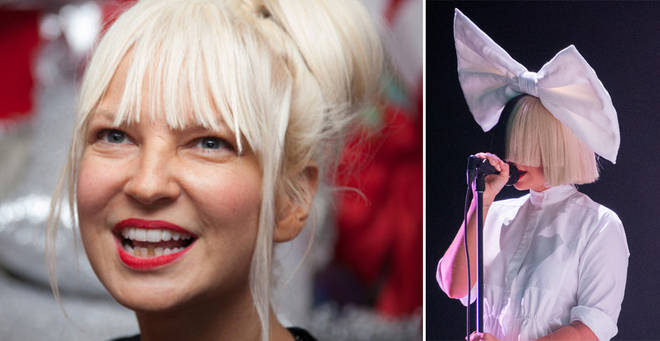 Sia reveals she's adopted two teenage sons who were 'ageing out the system'