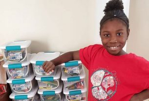 Connecticut girl sends more than 1,500 art kits to kids in foster care, homeless shelters during pandemic