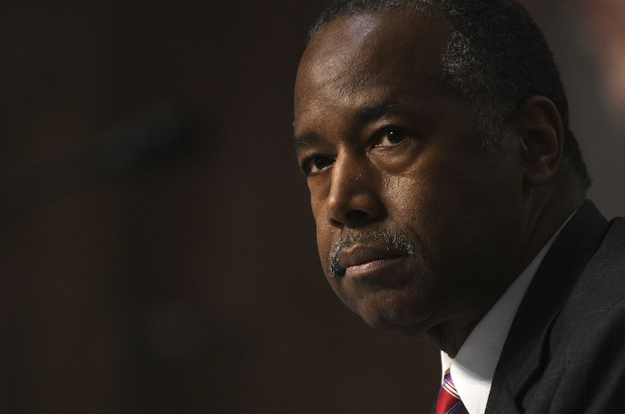 How HUD Is helping Ohio's foster youth: Ben Carson