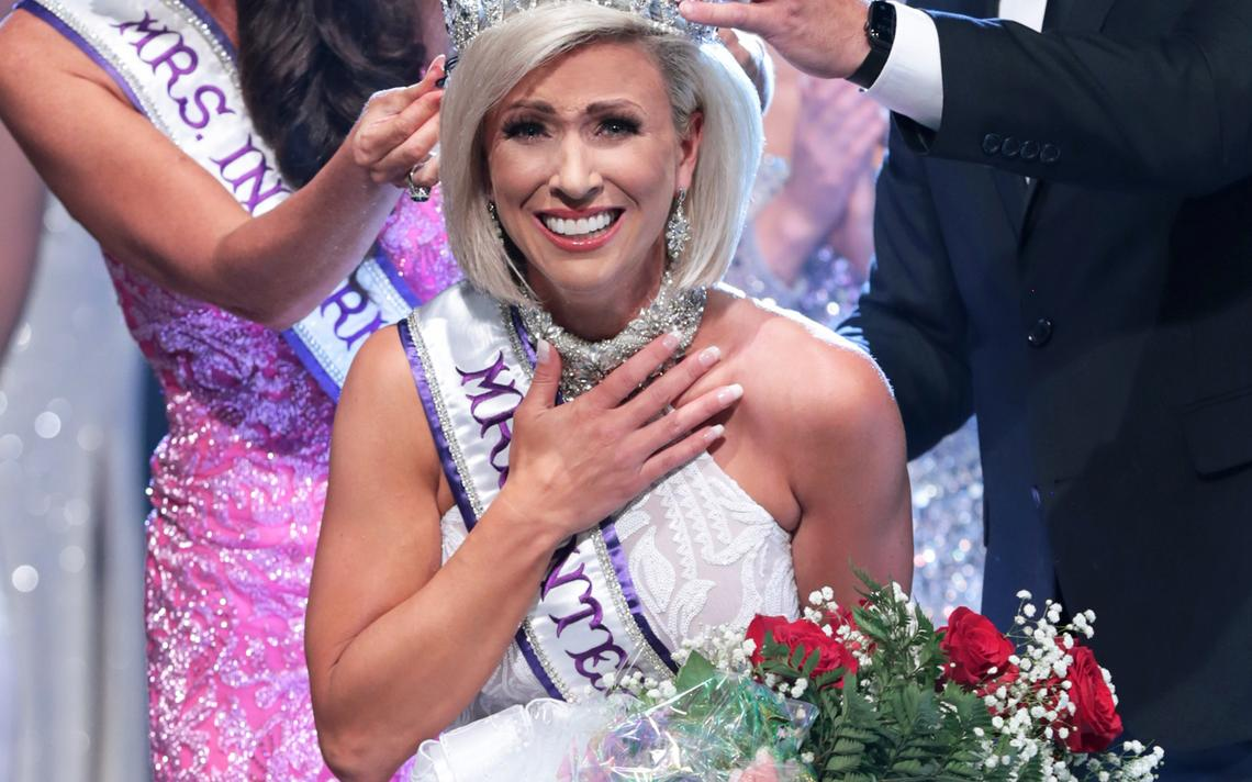 Thompson, N.D., woman named Mrs. International 2020, with platform focused on foster care