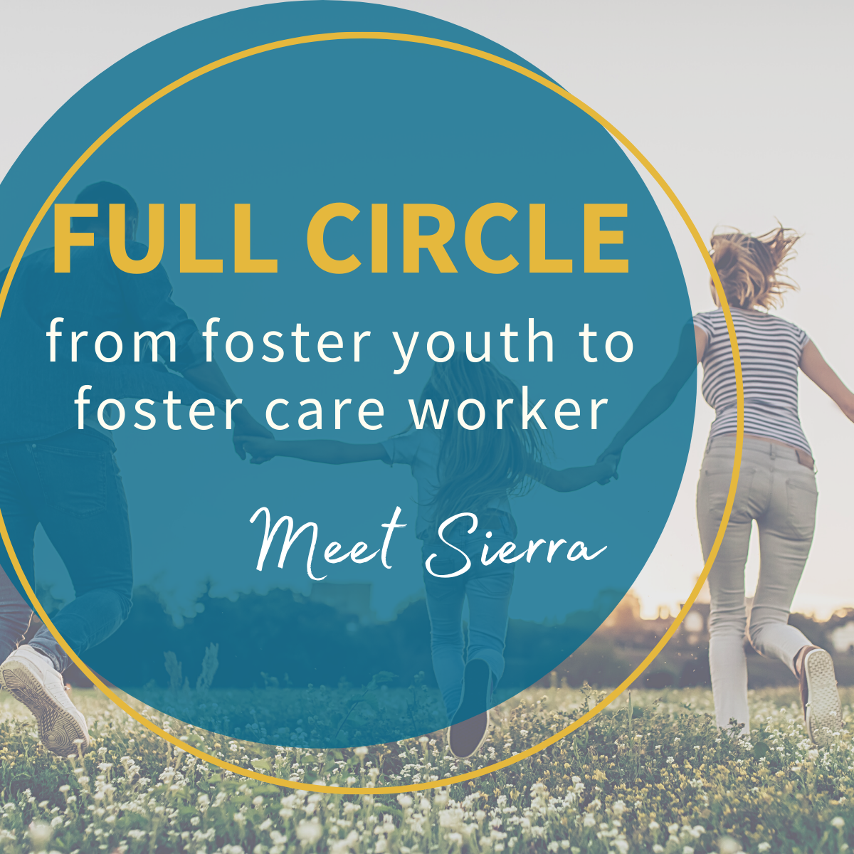 From Foster Youth to Foster Care: Sierra Toomey Shares Her Story