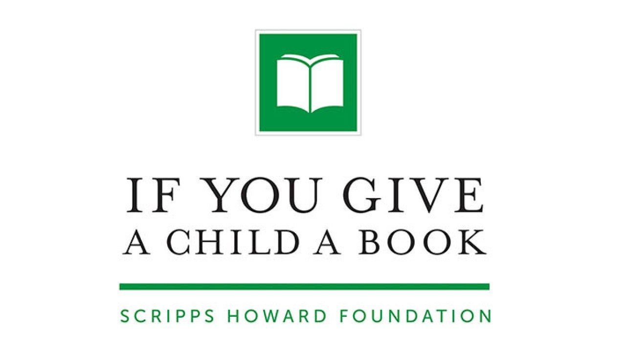 """If You Give A Child A Book..."" Campaign starts September 3rd"