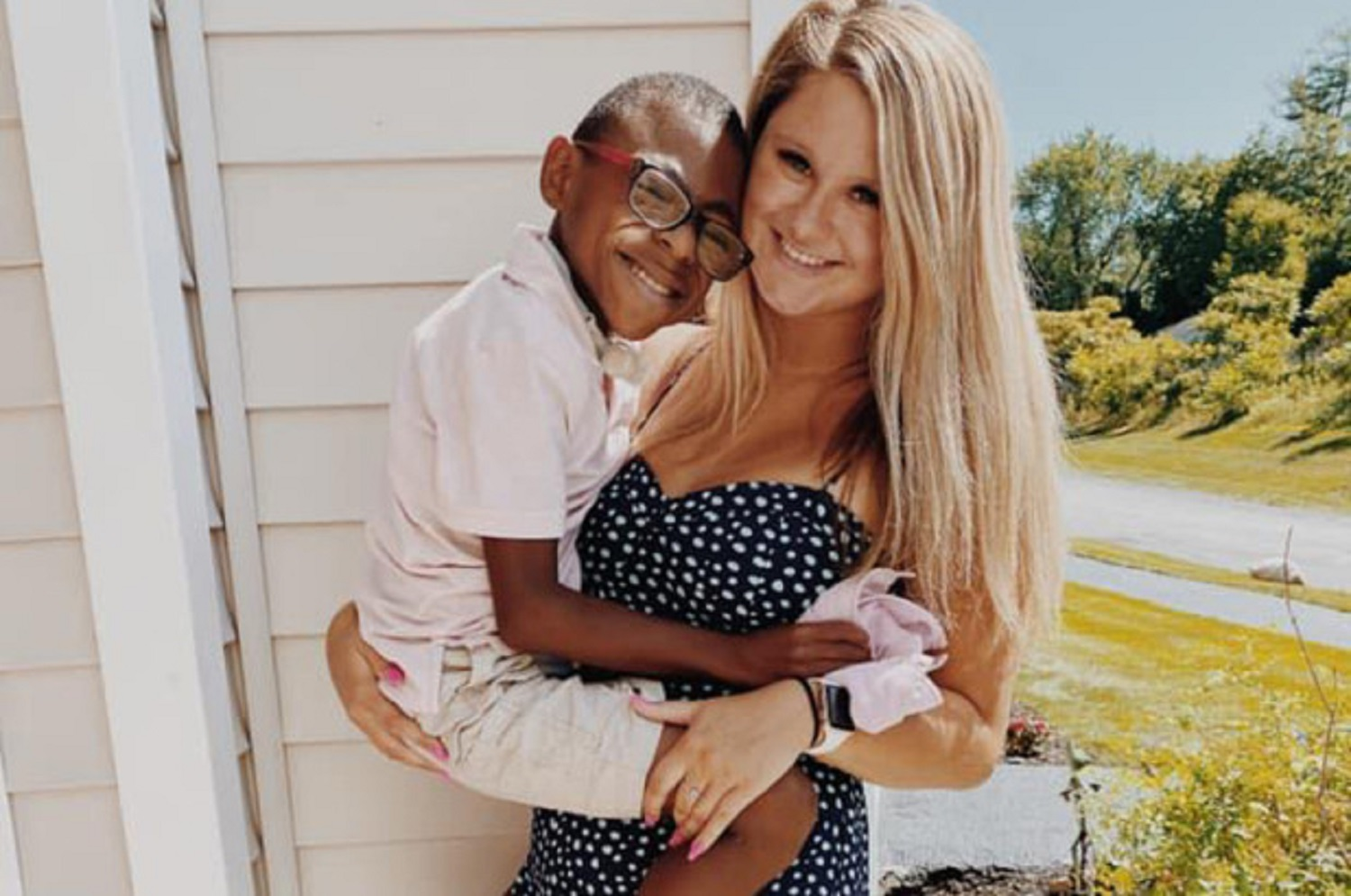 New York nurse adopts special need boy she cared for since birth