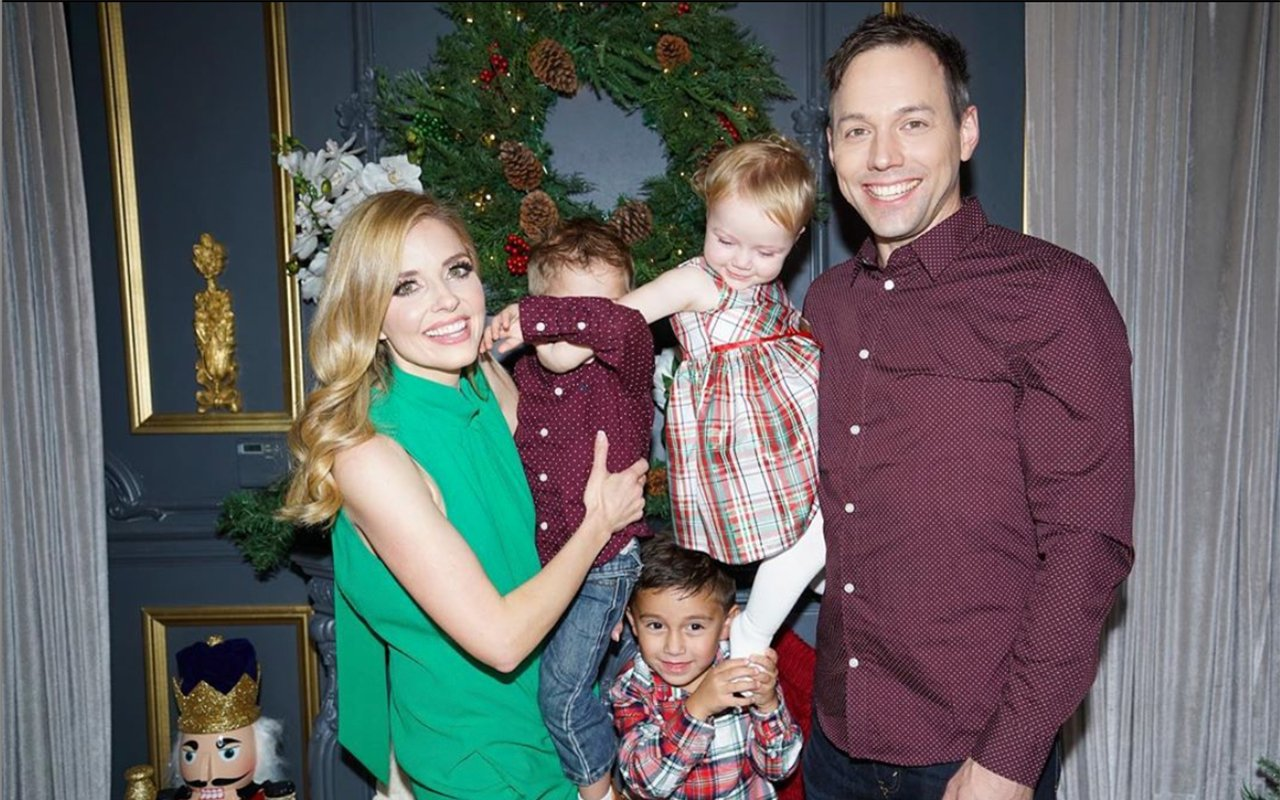 Hallmark Actress Announces Son's Adoption, Names Him for 'God's Divine Peace'