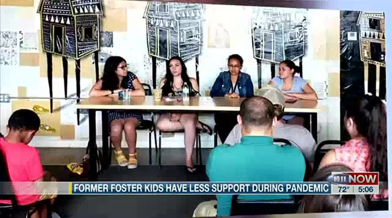 Former Foster Care young adults create support system during pandemic