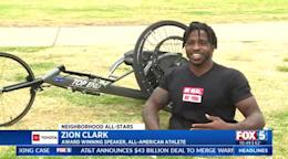 From foster homes and no friends or family to the Paralympic Games? It just might be for this California man